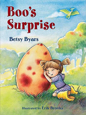 Boo's Surprise By Byars, Betsy Cromer/ Brooks, Erik (ILT)