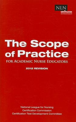 Scope of Practice By National League for Nursing (COR)